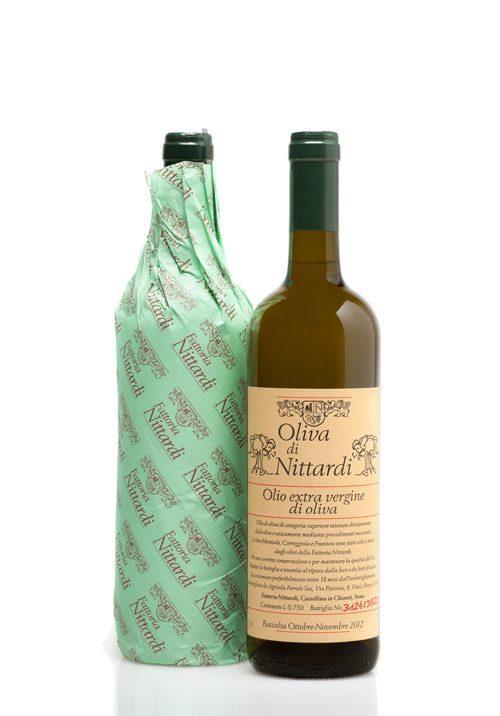 Olive Oil, Oliva di Nittardi 2018
